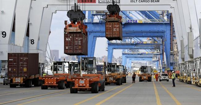 US trade deficit rose to $43.5 billion in September