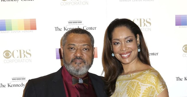 Laurence Fishburne files for divorce after 15-year marriage