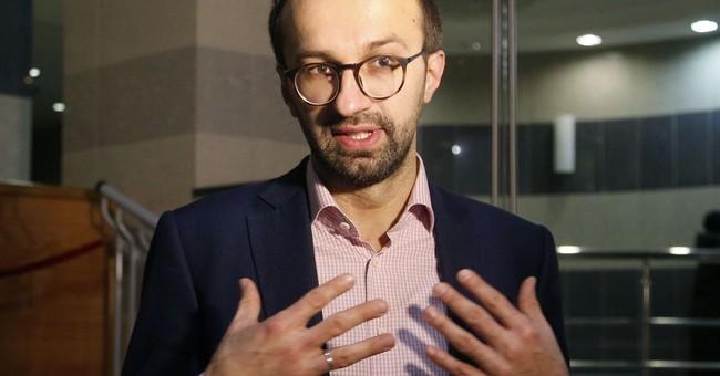Ukraine lawmaker says he gave FBI information on Manafort