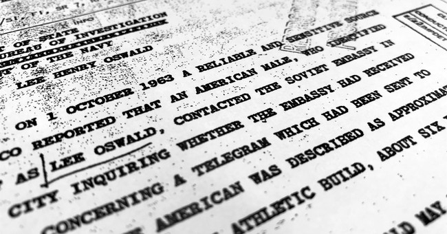 Latest JFK files say no evidence found of CIA link to Oswald