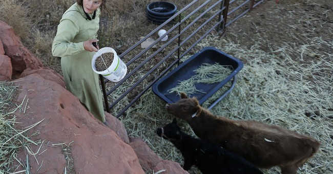 AP PHOTOS: Polygamous group's control over small town wanes