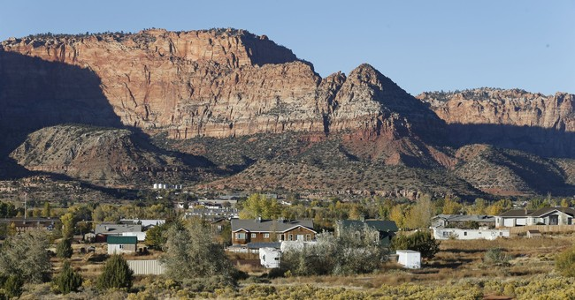 Polygamous sect slowly losing control over remote Utah town