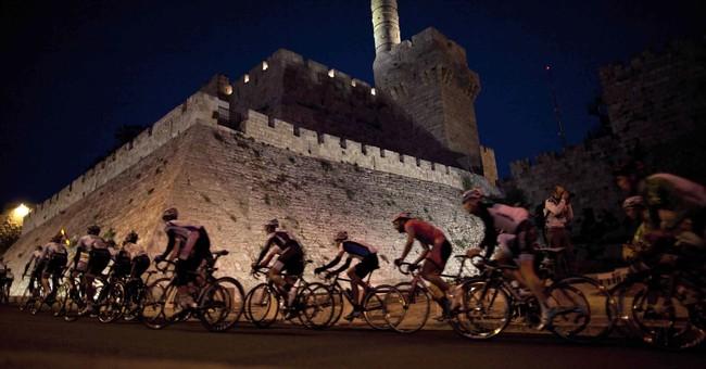 Next year in Jerusalem: Giro riders face political hurdles