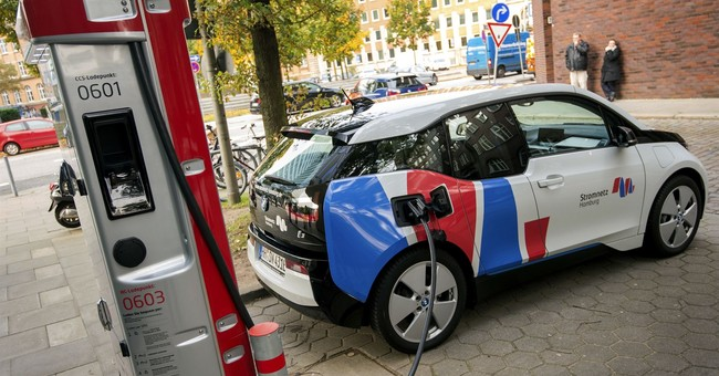 Carmakers join forces in Europe to make electrics widespread