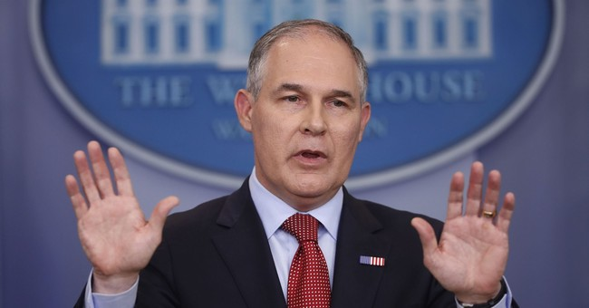 EPA chief set to meet privately with chemical industry execs