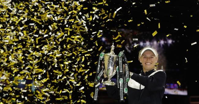 Love game: Tennis star Wozniacki announces she's engaged