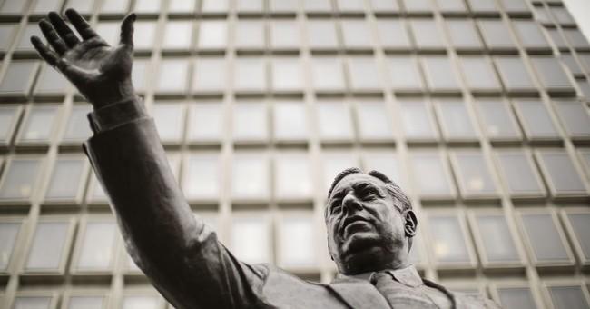 Philadelphia to move statue of controversial ex-mayor