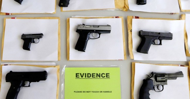 US rate for gun deaths is up for the second straight year