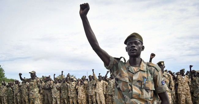 South Sudan's capital tense as troops surround Malong's home