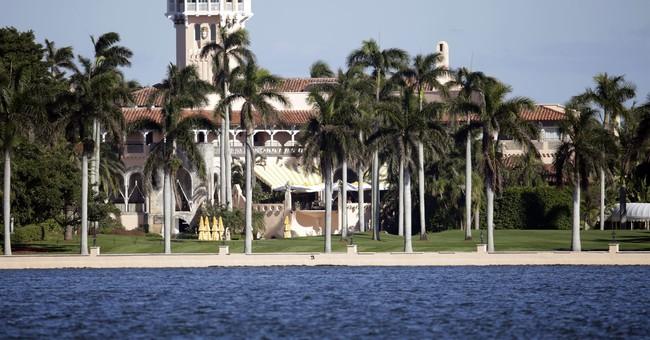 Trump will arrive as charities flee Mar-a-Lago