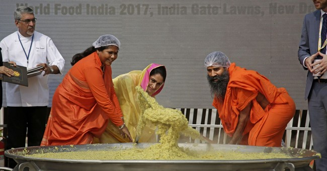 India exhibition seeks to gain investment in food industry