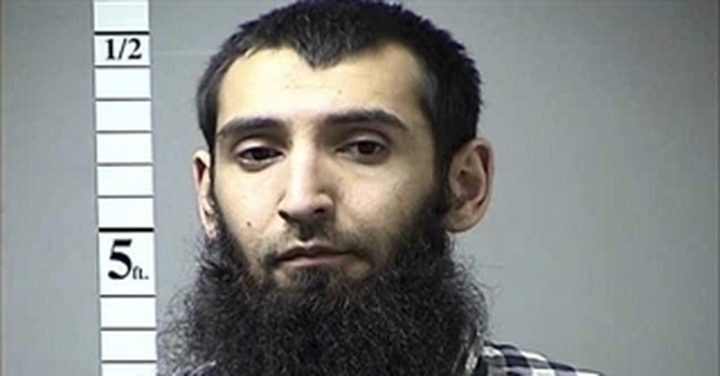 Investigators scour past of man charged in NYC terror attack
