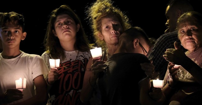 Violence followed Texas church gunman after high school