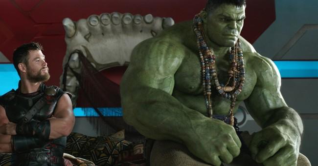In $121M debut, 'Thor: Ragnarok' and Disney flex their might