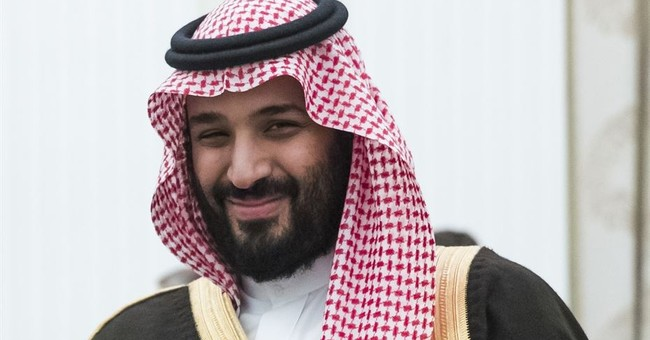 AP ANALYSIS: Saudi crown prince's arrests are a risky gamble