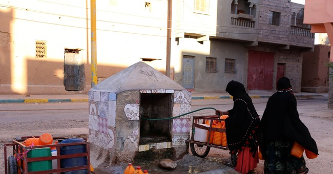 Water shortages parch Moroccan towns, prompt protests