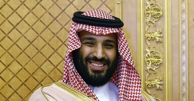 The Latest: Saudi king swears in new officials after arrests