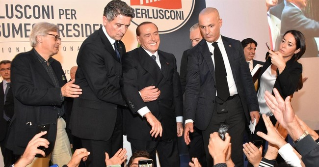 Exit polls show tight Sicily race for center-right, 5-Star
