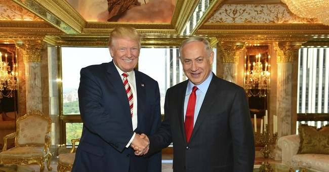 For Israeli leader, Trump brings friendship _ and risks