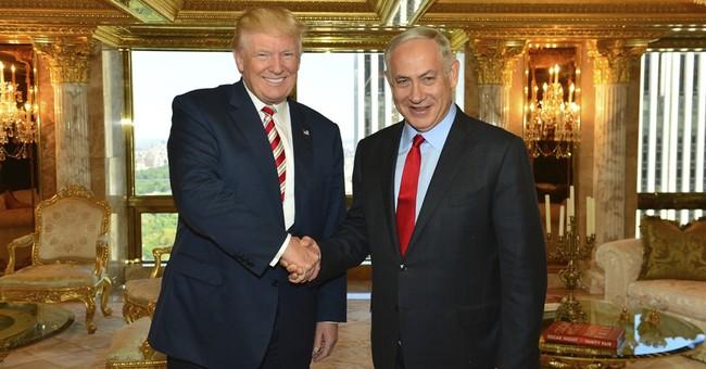 For Israeli leader, Trump brings friendship _ and risks
