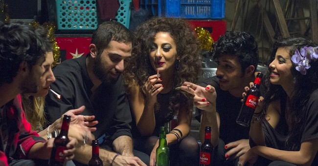 Israel's Arabs divided by film's portrayal of changing world
