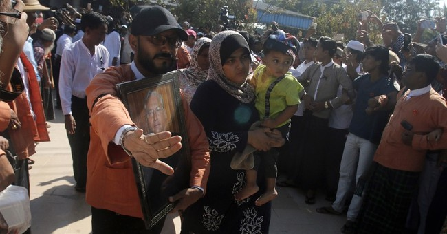 Slain Myanmar lawyer's family considers him a fallen hero