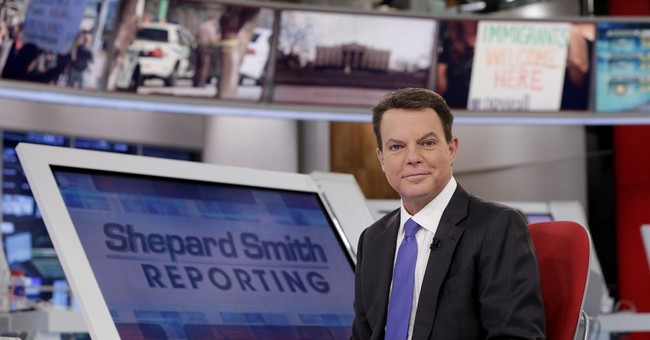 Shepard Smith stands out in Fox's sea of opinion