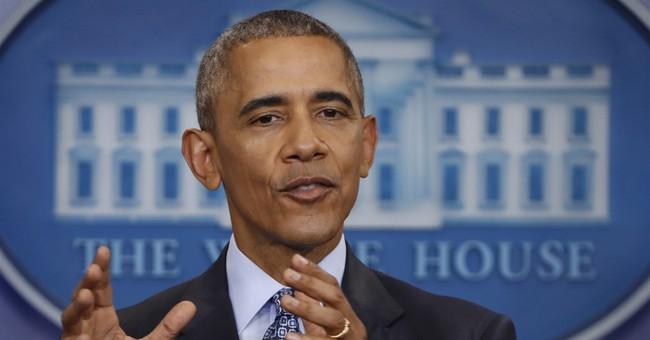 Obama fights back: Former president's orbit resists Trump