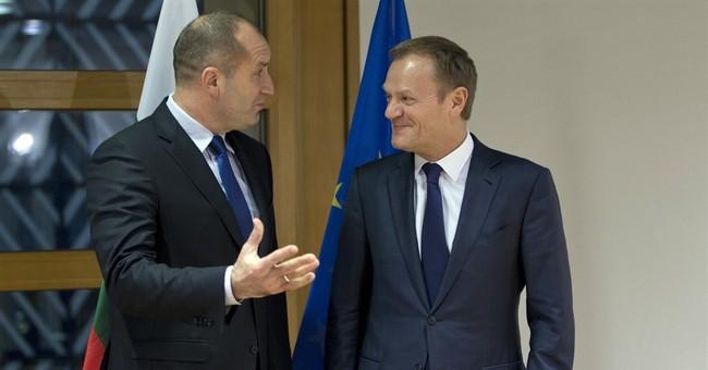 EU chief sees Trump announcements as threats