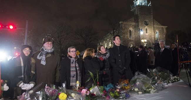 Premier says Mosque shooting shows Quebec has its 'demons'