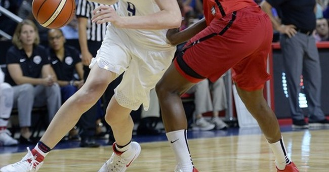 Breanna Stewart inspired after joining first protest at LAX