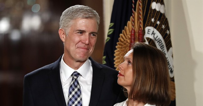 Gorsuch: Conservative court nominee praised by some liberals