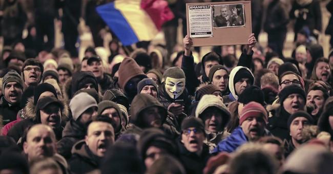 Romania's govt decriminalizes official misconduct