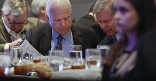 McCain emerges as Trump's top Republican nemesis in Congress