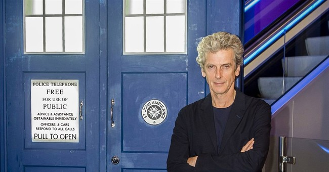 Who's next? Peter Capaldi to quit 'Doctor Who' at year's end