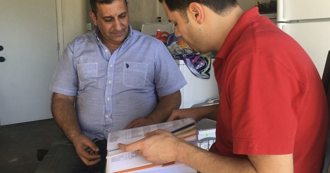 Refugees anticipate family reunions, instead endure doubt