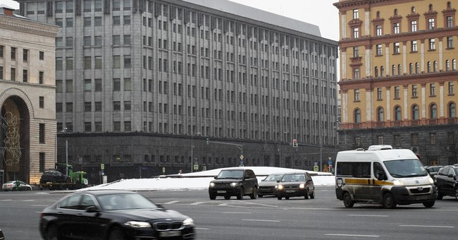 Reported treason arrests fuel Russian hacking intrigue