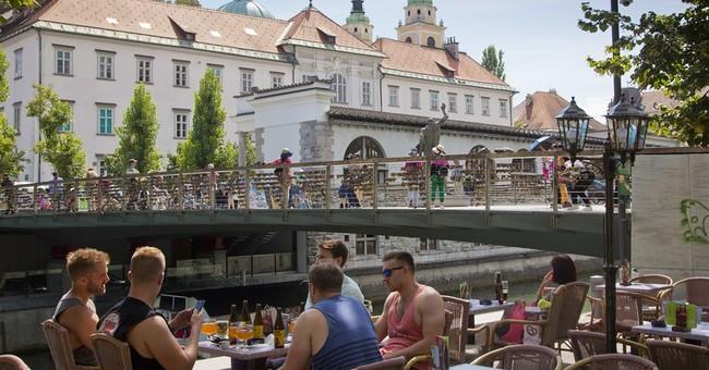Slovenia's tourism booms thanks in part to Melania Trump