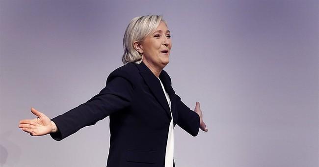 EU parliament seeks repayment by far-right leader Le Pen