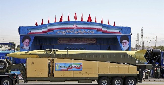 Iranian general acknowledges missile test