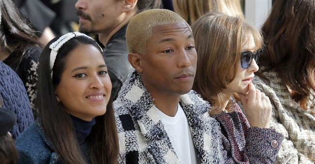 Pharrell Williams, wife welcome triplets to join son, 8