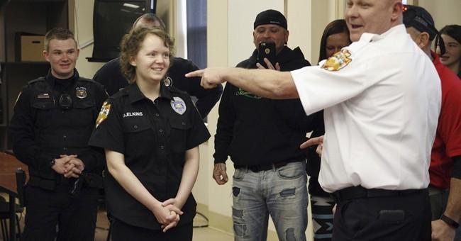 Ohio teen zaps cop with stun gun to fulfill bucket-list wish