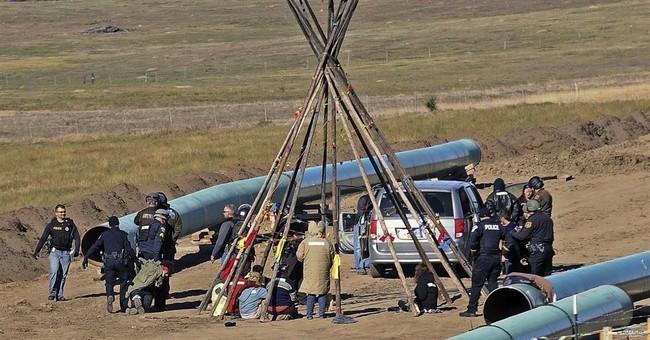 Senator: Army Corps told to approve Dakota pipeline easement
