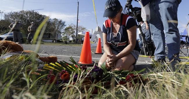 Correction: Church Shooting-Texas-The Latest story
