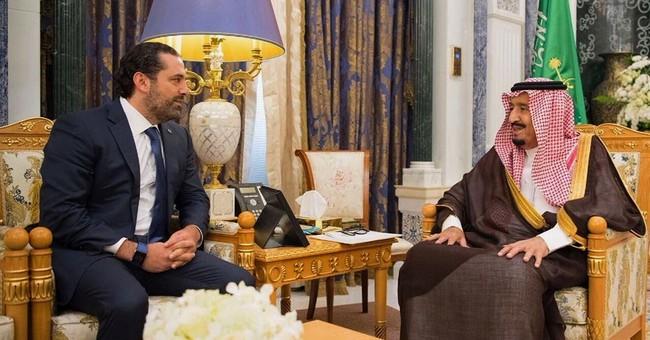 Lebanese PM who resigned from Saudi Arabia visits UAE