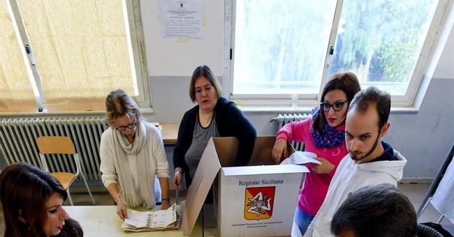 Center-right gains momentum in Sicily toward 2018 vote
