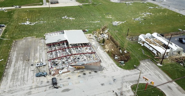At least 9 tornadoes confirmed in Ohio, Indiana storms