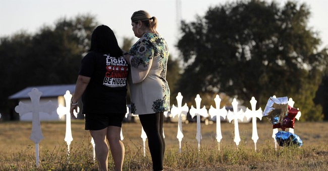Air Force failed to submit Texas shooter's criminal history