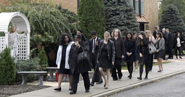 Funeral held for New Jersey victim of bike path attack