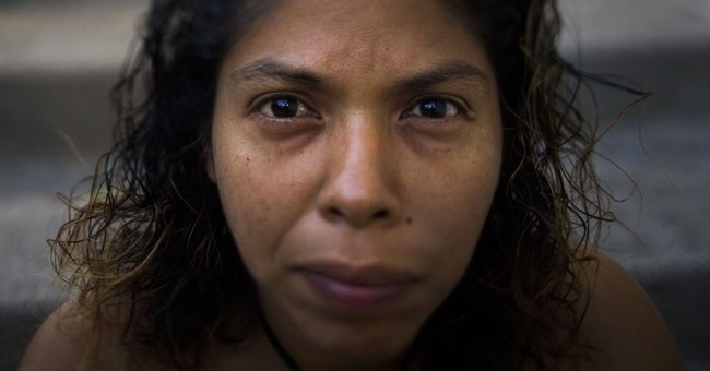 Eyes of the homeless reveal stories of heartache, hope